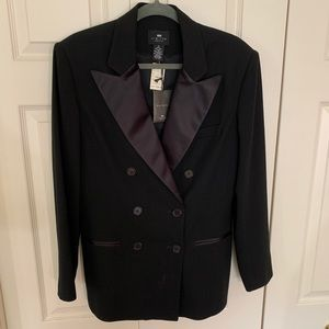 NWT,  The Limited, Formal Black Blazer , Size 10